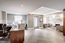 Lobby with concierge - 1745 N ST NW #414, WASHINGTON