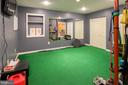 General Play/Exercise Room - 7819 GAMBRILL WOODS WAY, SPRINGFIELD