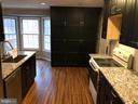 Newly renovated Kitchen with Pantry - 11810 HICKORY CREEK DR, FREDERICKSBURG