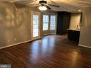 Family Room open to Kitchen - 11810 HICKORY CREEK DR, FREDERICKSBURG