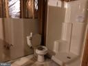 Unfinished full bath in basement - 11810 HICKORY CREEK DR, FREDERICKSBURG