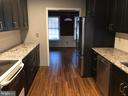 Kitchen opens to  Dining Room - 11810 HICKORY CREEK DR, FREDERICKSBURG