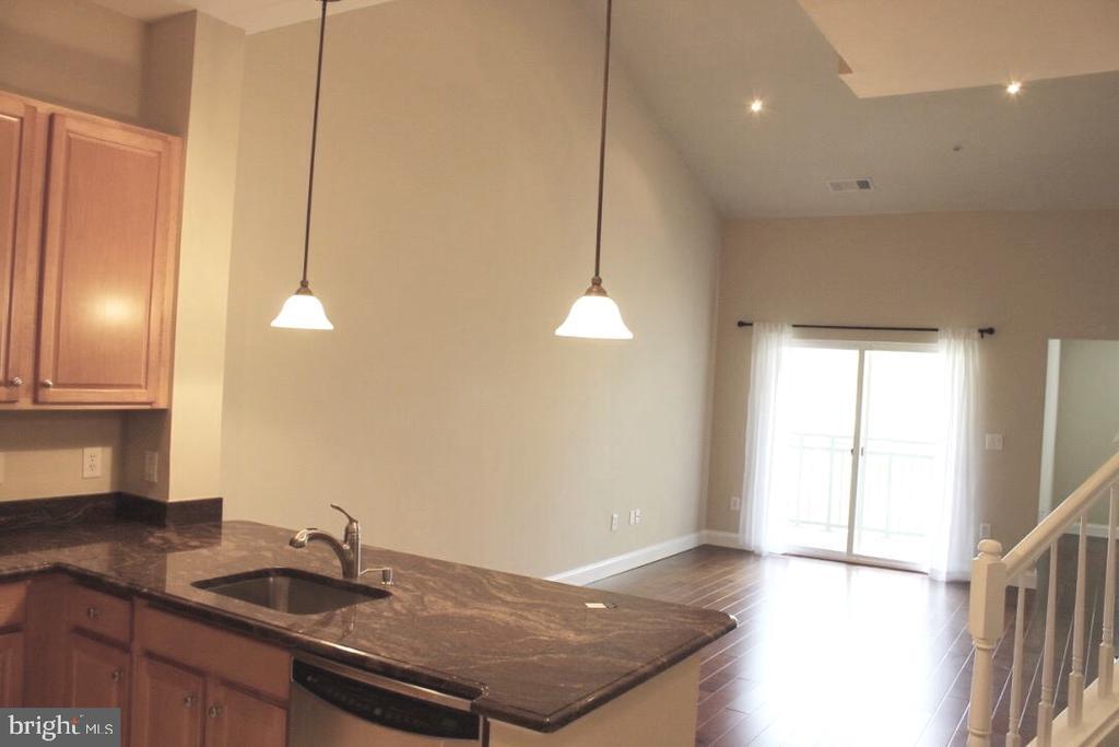 Living Room - 12001 MARKET ST #446, RESTON