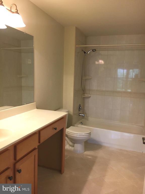 Main Floor - Master Bathroom - 12001 MARKET ST #446, RESTON