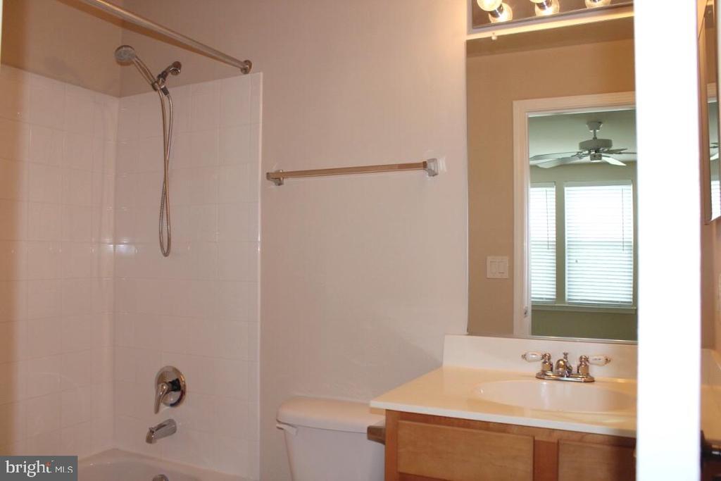 Second Floor Bathroom - 12001 MARKET ST #446, RESTON
