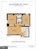 Floor Plan - 1301 20TH ST NW #211, WASHINGTON
