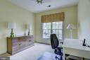 All of the bedrooms have double closet doors - 7428 SPRING SUMMIT RD, SPRINGFIELD