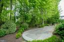 Backing to trees - 7428 SPRING SUMMIT RD, SPRINGFIELD