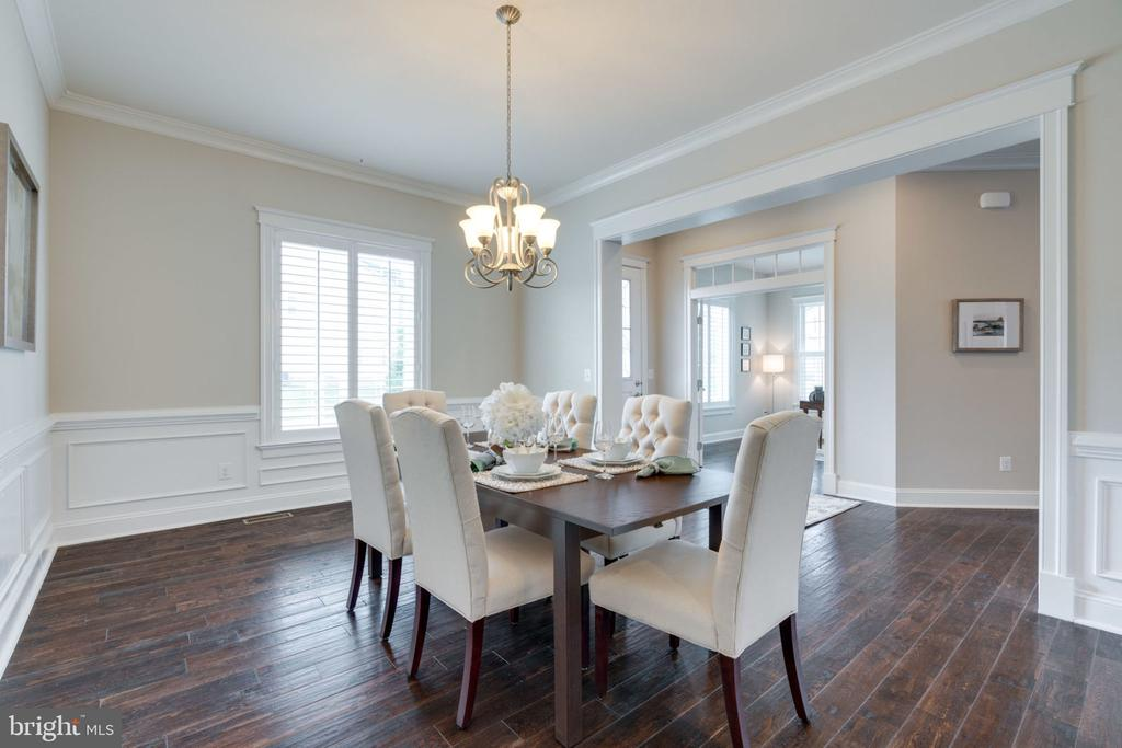 Gorgeous space to host holiday dinners. - 17123 BELLE ISLE DR, DUMFRIES