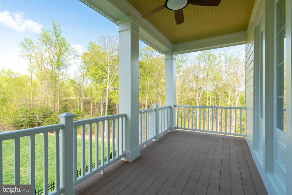and views of the golf course - 17123 BELLE ISLE DR, DUMFRIES