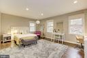 Bedroom #2 - 5707 MOHICAN RD, BETHESDA