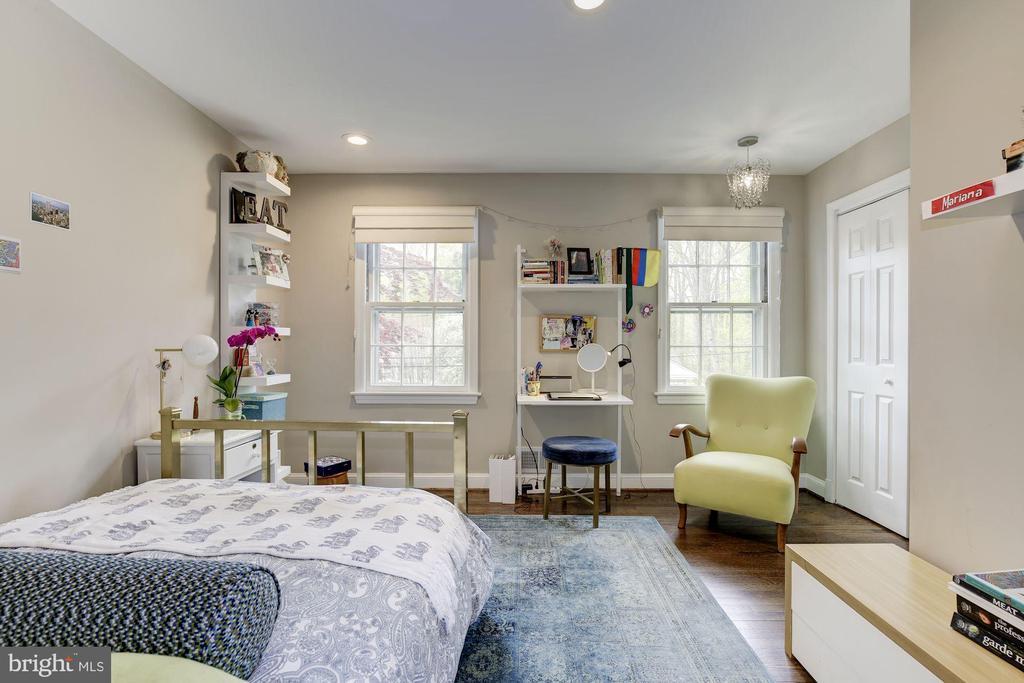 Bedroom  #4 - 5707 MOHICAN RD, BETHESDA