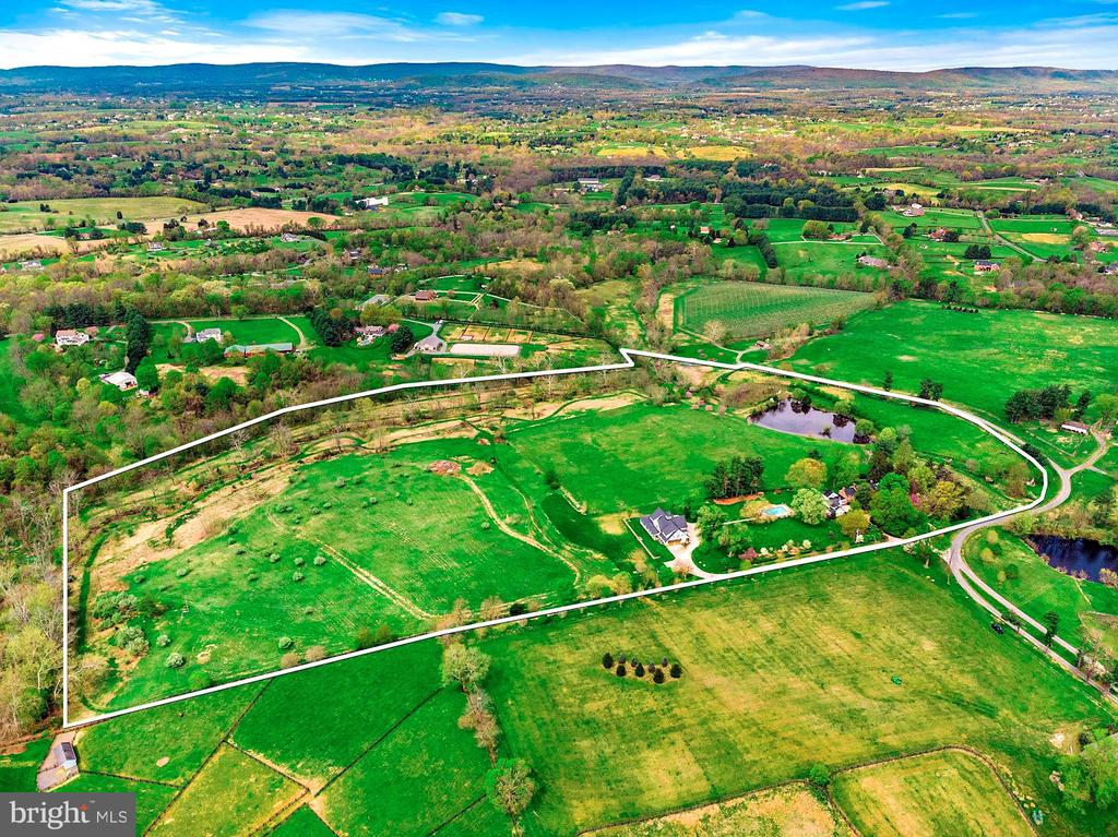 40 acres of protected views in an idyllic setting - 40041 HEDGELAND LN, WATERFORD