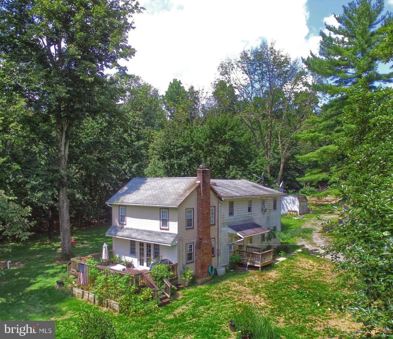 Single Family Homes للـ Sale في Kempton, Pennsylvania 19529 United States