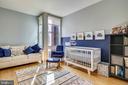 Spacious second bedroom. - 3800 LEE HWY #301, ARLINGTON