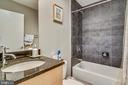 Full second bathroom. - 3800 LEE HWY #301, ARLINGTON