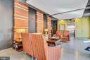 Lobby / elevator/ meeting space. - 3800 LEE HWY #301, ARLINGTON