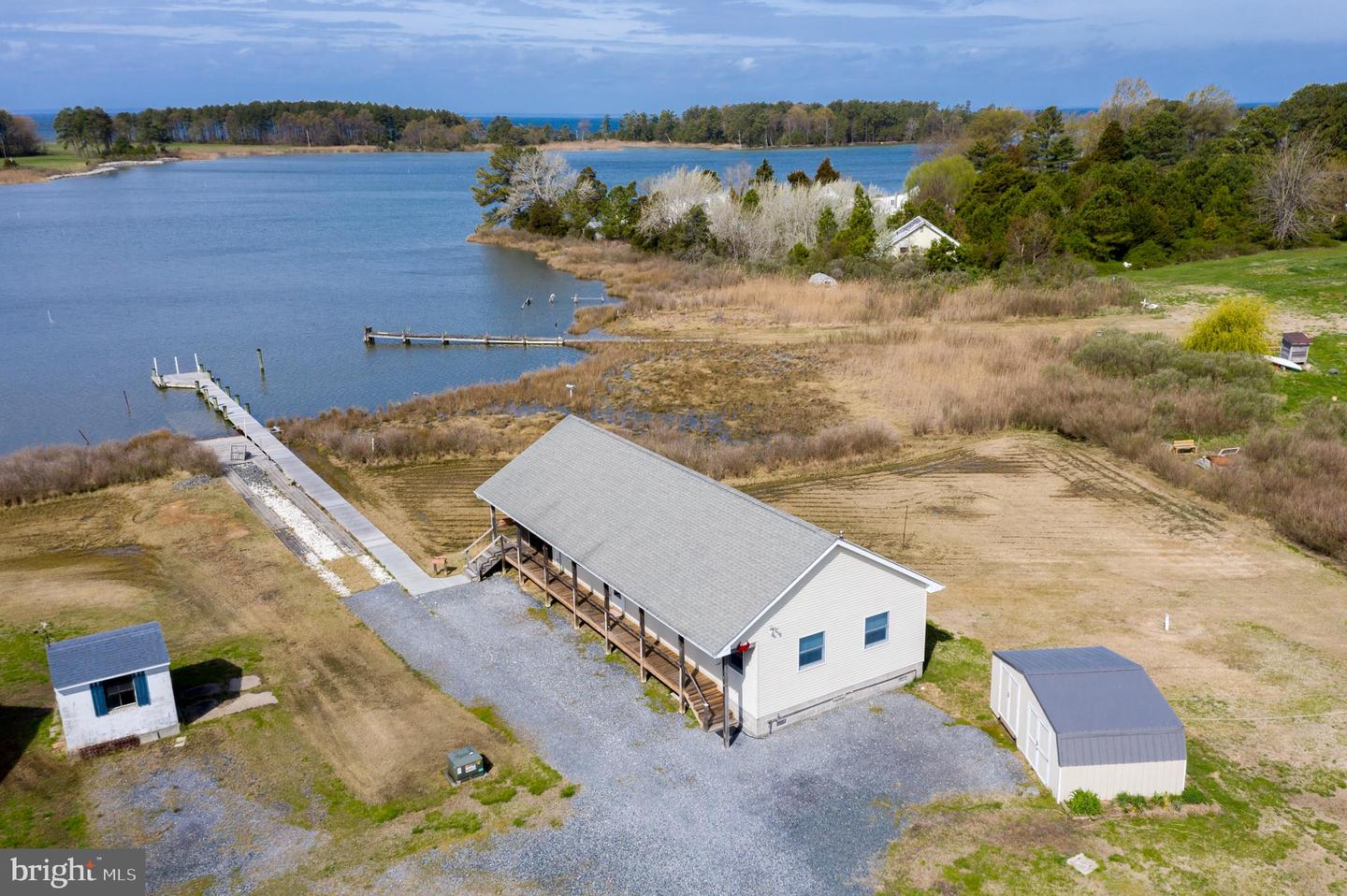 Single Family for Sale at 620 Twin Point Cove Rd Cambridge, Maryland 21613 United States