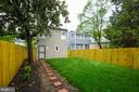 Lush backyard perfect for summer evenings! - 4424 HUNT PL NE, WASHINGTON