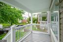 Relax on your front porch - 4424 HUNT PL NE, WASHINGTON