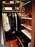Master Bedroom Walk-in closet - 876 N KENSINGTON ST, ARLINGTON