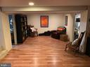 Spacious basement - 876 N KENSINGTON ST, ARLINGTON