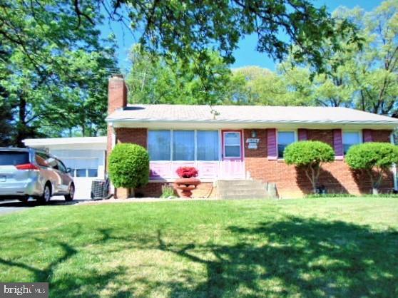 7504  LEESVILLE BOULEVARD, Springfield, Virginia