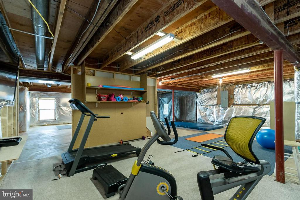 Walkout basement has tons of potential! - 9216 ZACHARY CT, MANASSAS PARK