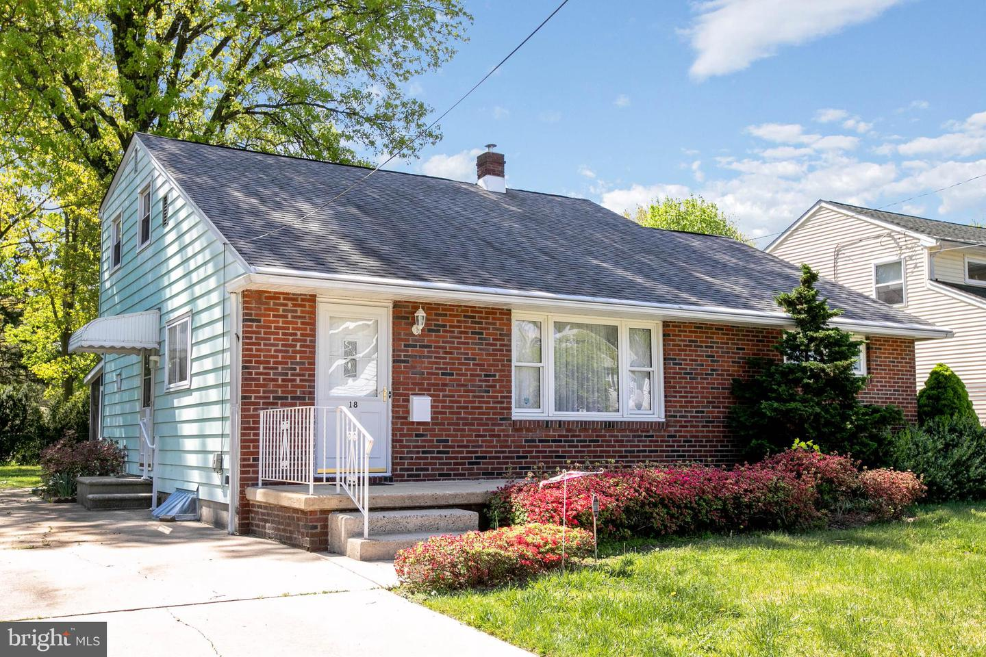 Single Family Home for Sale at Haddon Township, New Jersey 08107 United States
