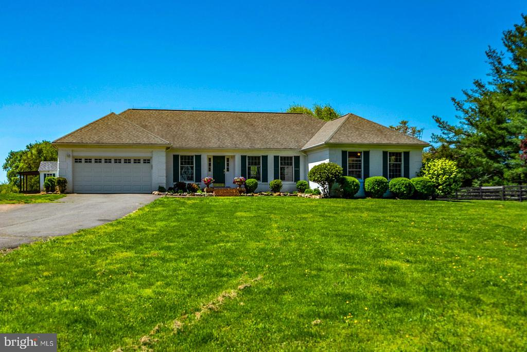 5498  WILSON ROAD, Fauquier County in FAUQUIER County, VA 20115 Home for Sale