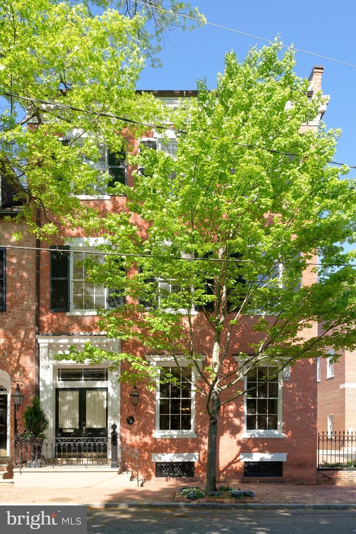 Single Family Home for Sale at 209 S Saint Asaph Street Alexandria, Virginia 22314 United States