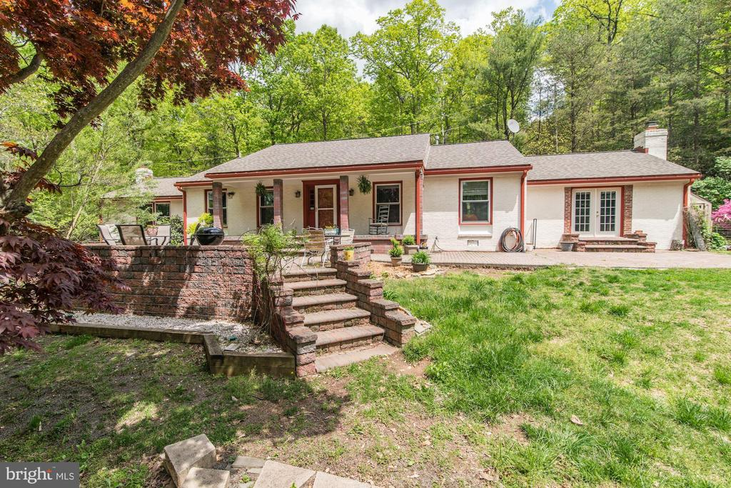 4119  BULL RUN MOUNTAIN ROAD, The Plains in FAUQUIER County, VA 20198 Home for Sale