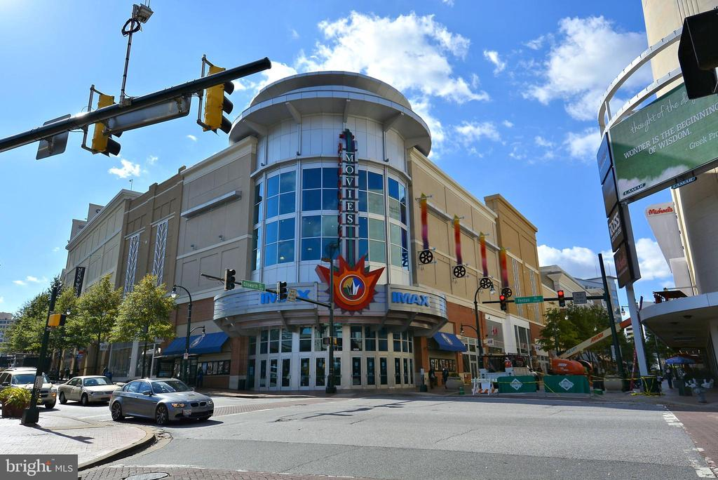 Movie Theaters - 1410 WOODSIDE PKWY, SILVER SPRING