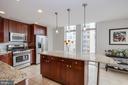 Kitchen - 11990 MARKET ST #1411, RESTON