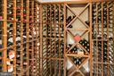 Wine Cellar - 5295 PARTRIDGE LN NW, WASHINGTON