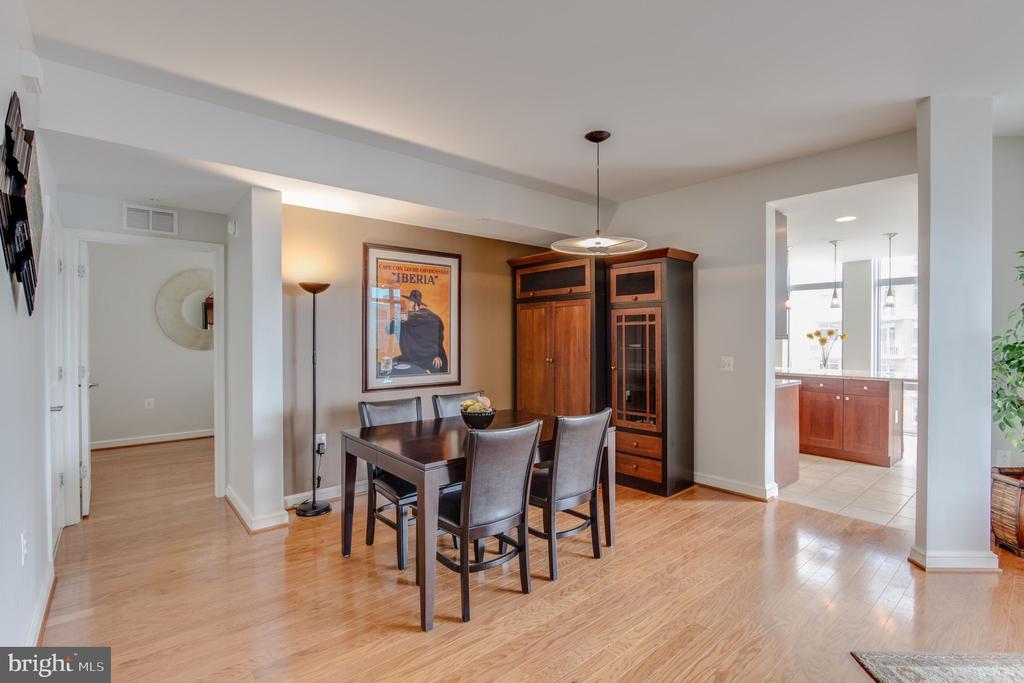 Dining Room - 11990 MARKET ST #1411, RESTON