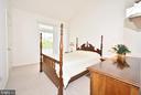 MASTER BED BRIGHT SUNNY - 10794 SYMPHONY WAY #201, COLUMBIA