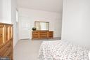 BEDROOM 2 VIEW - 10794 SYMPHONY WAY #201, COLUMBIA