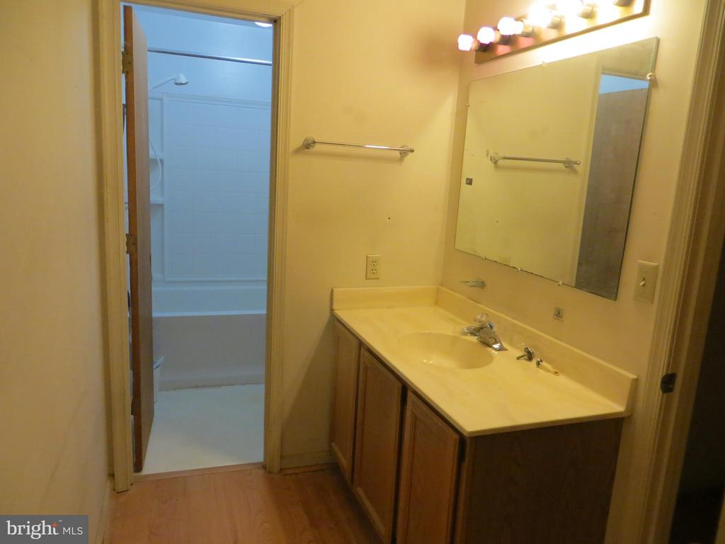 master bath & walk in closet - 535 MONTICELLO CIR, LOCUST GROVE