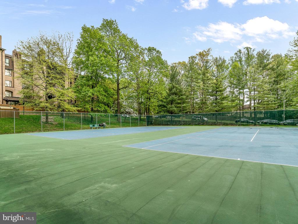 Tennis Courts - 11420 STRAND DR #R-113, NORTH BETHESDA