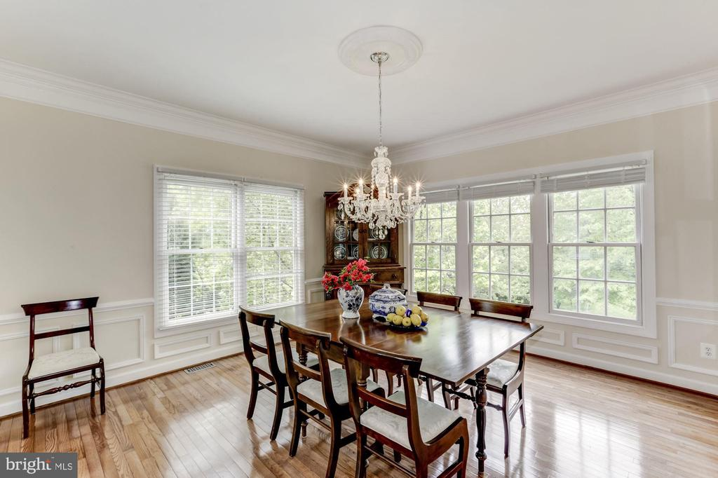 Dining Room - 11696 CARSON OVERLOOK CT, HERNDON