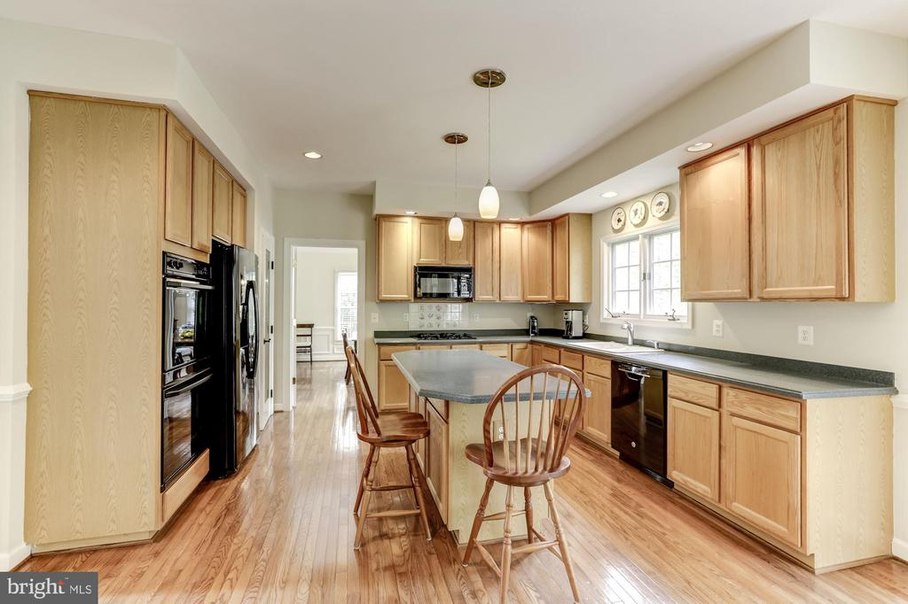 Kitchen - 11696 CARSON OVERLOOK CT, HERNDON