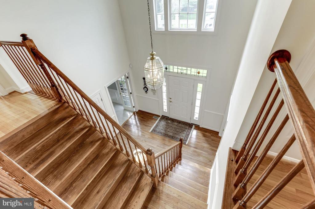Foyer - 11696 CARSON OVERLOOK CT, HERNDON