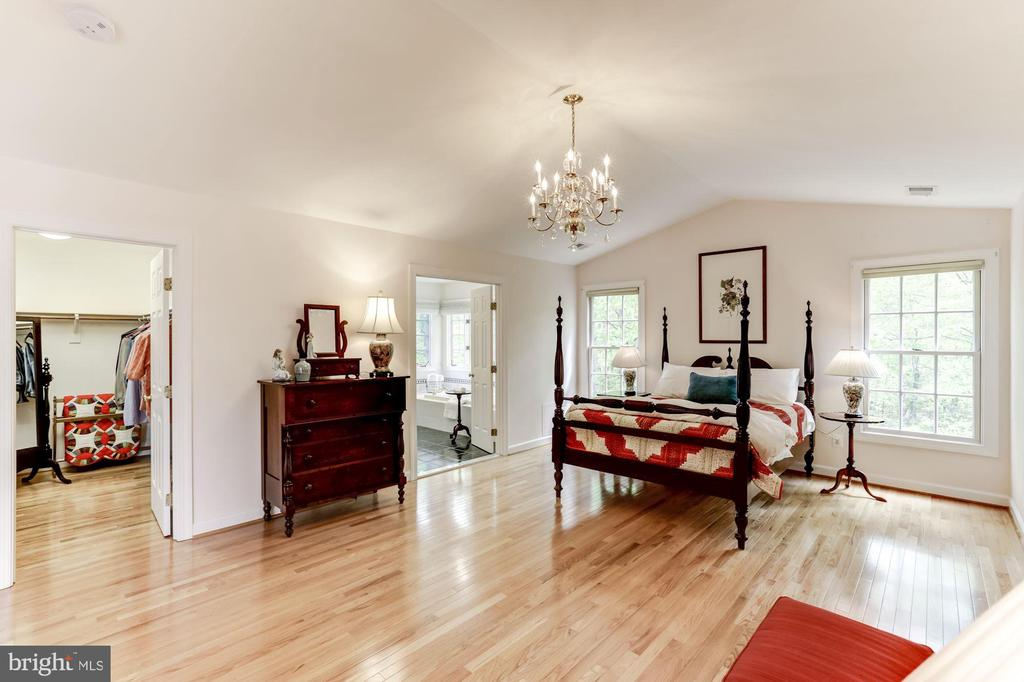 Master Bedroom Suite - 11696 CARSON OVERLOOK CT, HERNDON