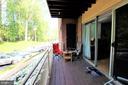 Balcony - 7360 LEE HWY #101, FALLS CHURCH