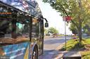 Minutes walking to Bus Stops - 7360 LEE HWY #101, FALLS CHURCH