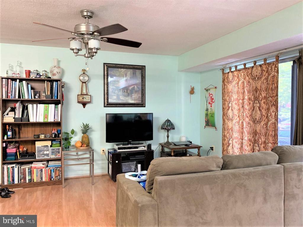 Living Room - 7360 LEE HWY #101, FALLS CHURCH