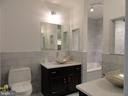 Master bathroom - 5606 TILIA CT, BURKE