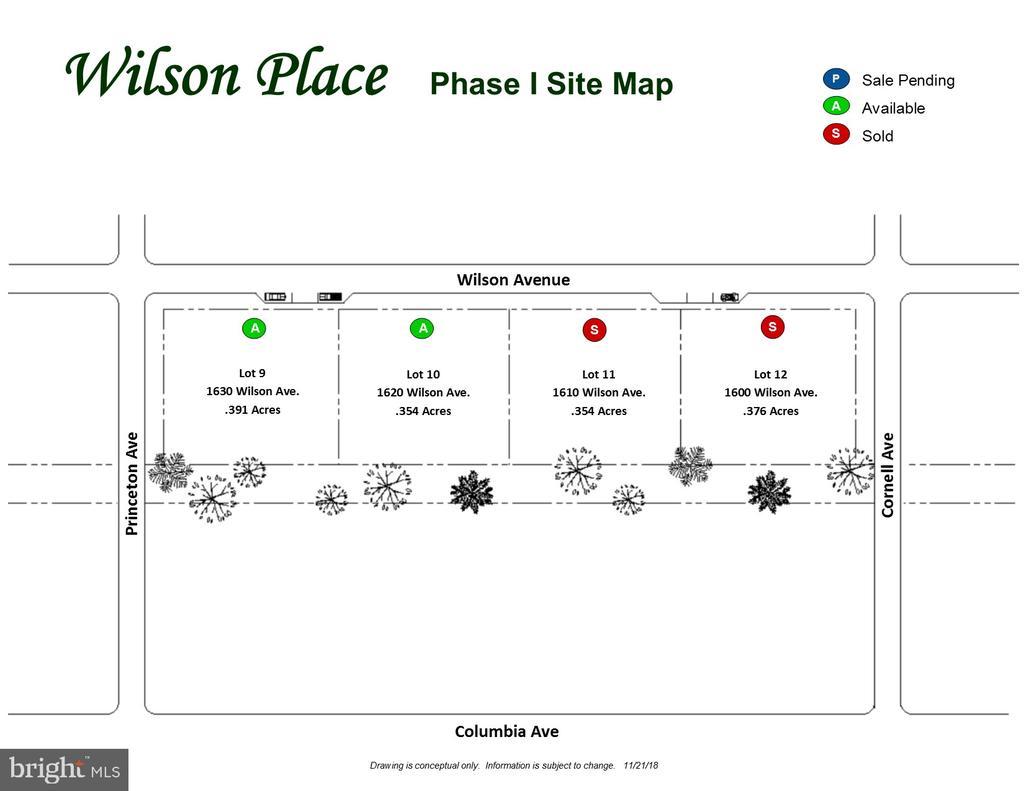 Phase I site plan - 1630 WILSON AVE #9, LANCASTER