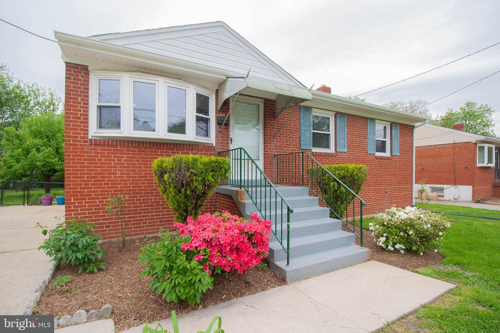 Exterior Front - 114 68TH PL, CAPITOL HEIGHTS